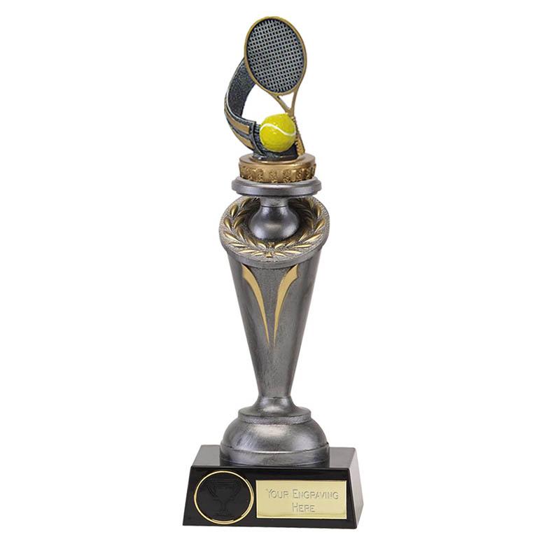 24cm Tennis Figure On Crucial Award