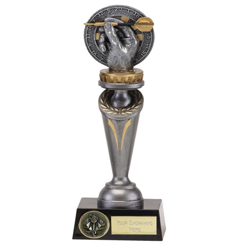24cm Darts Figure on Darts Crucial Award