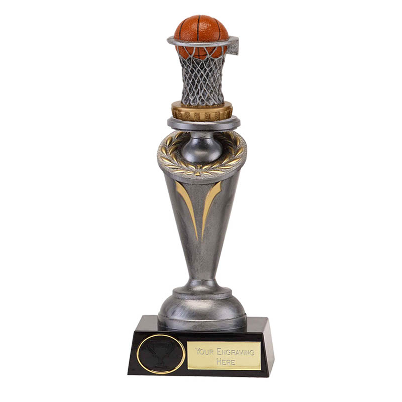 24cm Basketball Figure on Basketball Crucial Award