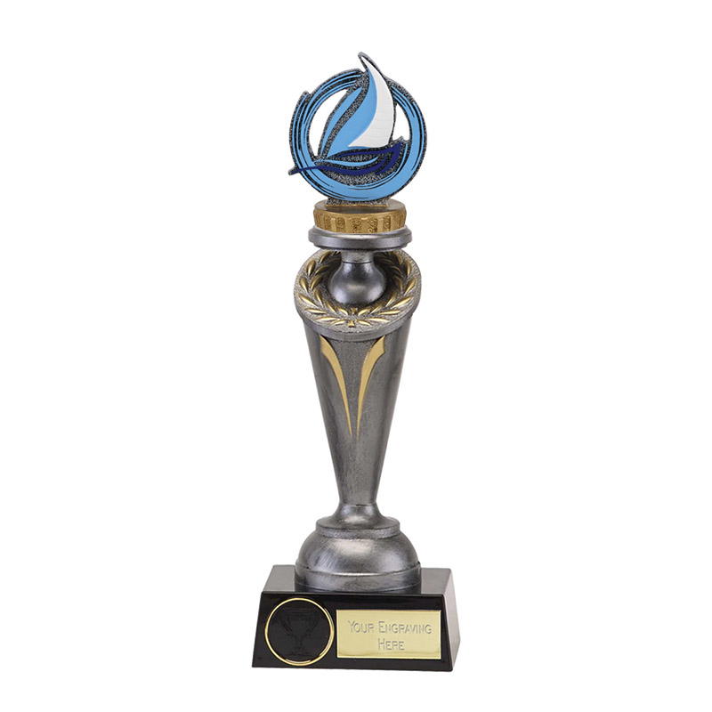 24cm Sailing Figure on Sailing Crucial Award
