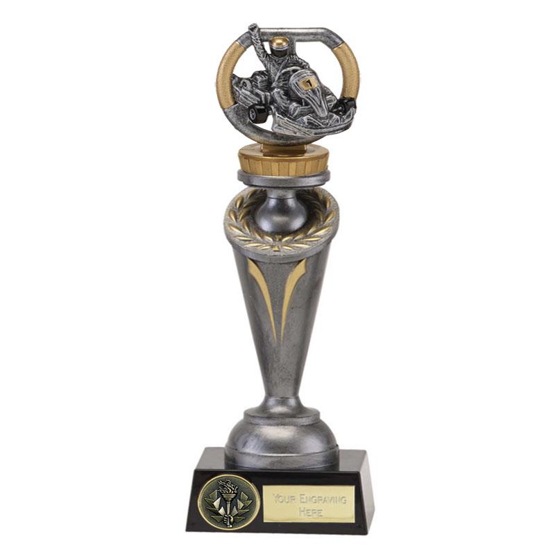26cm Go-Kart Figure On Motorsports Crucial Award