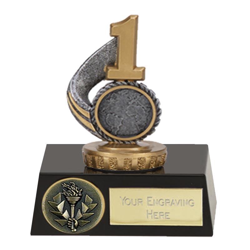 11cm 1st Place Figure On Meridian Award