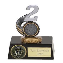 11cm 2nd Place Figure on Meridian Award