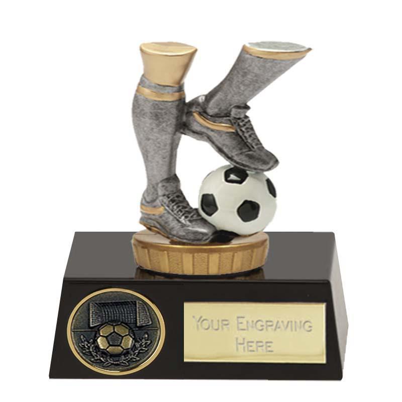 11cm Football Legs Figure on Football Meridian Award
