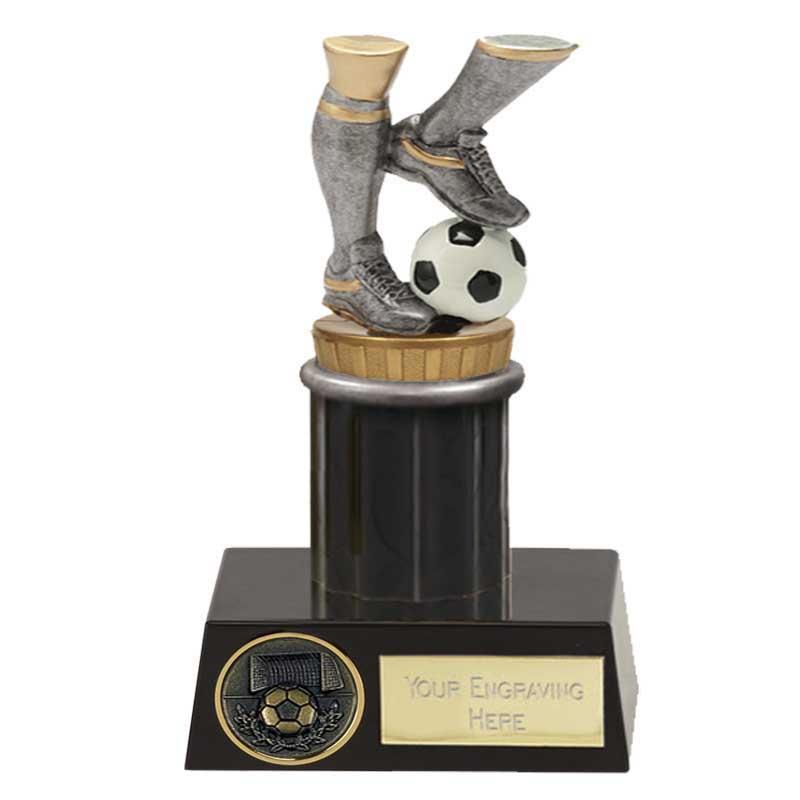 16cm Football Legs Figure on Football Meridian Award
