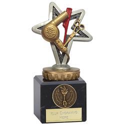16cm Hairdressing Figure on Hairdressing Meridian Award