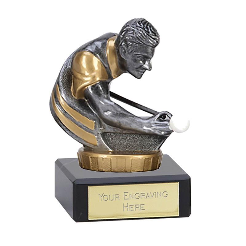 4 Inch Snooker/Pool Figure on Snooker & Pool Classic Award