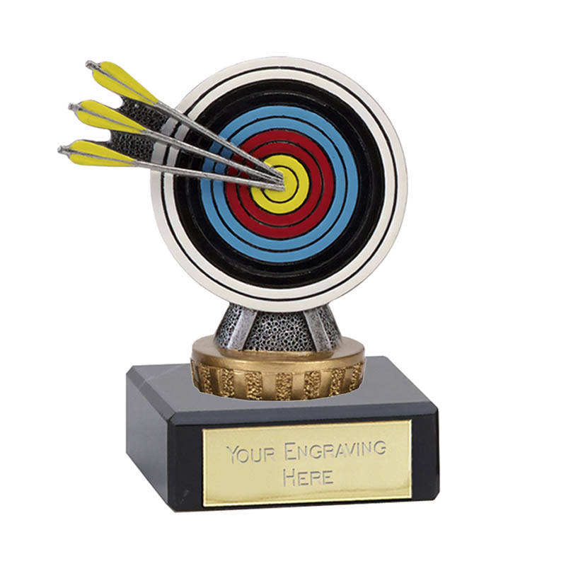 4 Inch Achery Figure On Classic Award