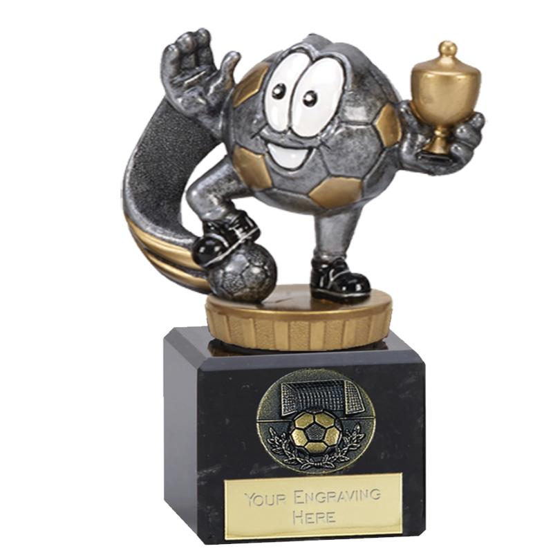 12cm Football Figure On Classic Award