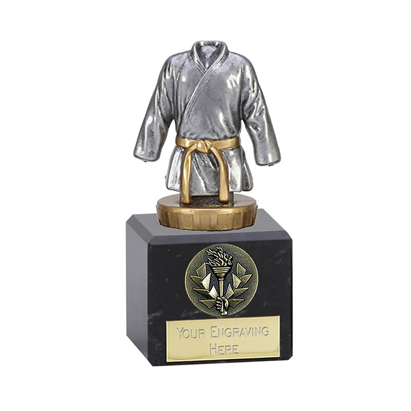 12cm Martial Arts figure on Classic Award