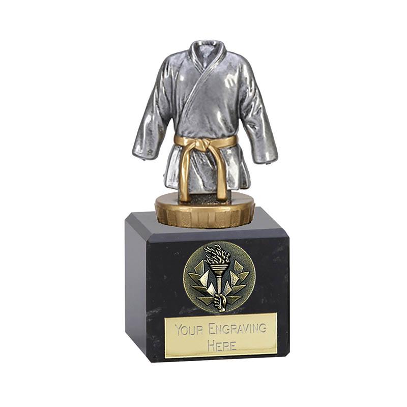 12cm Martial Arts figure on Classic Award