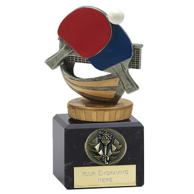 12cm Table Tennis Figure on Table Tennis Classic Award
