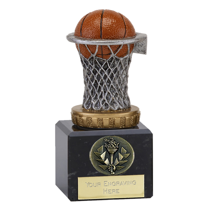 12cm Basketball Figure on Basketball Classic Award