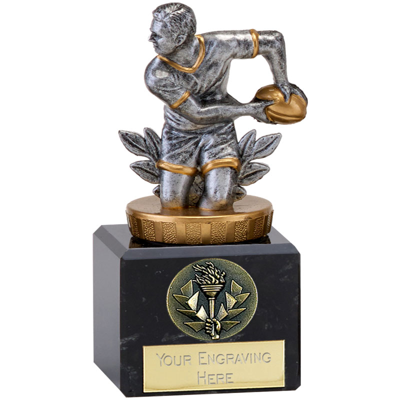 12cm Rugby Figure on Rugby Classic Award