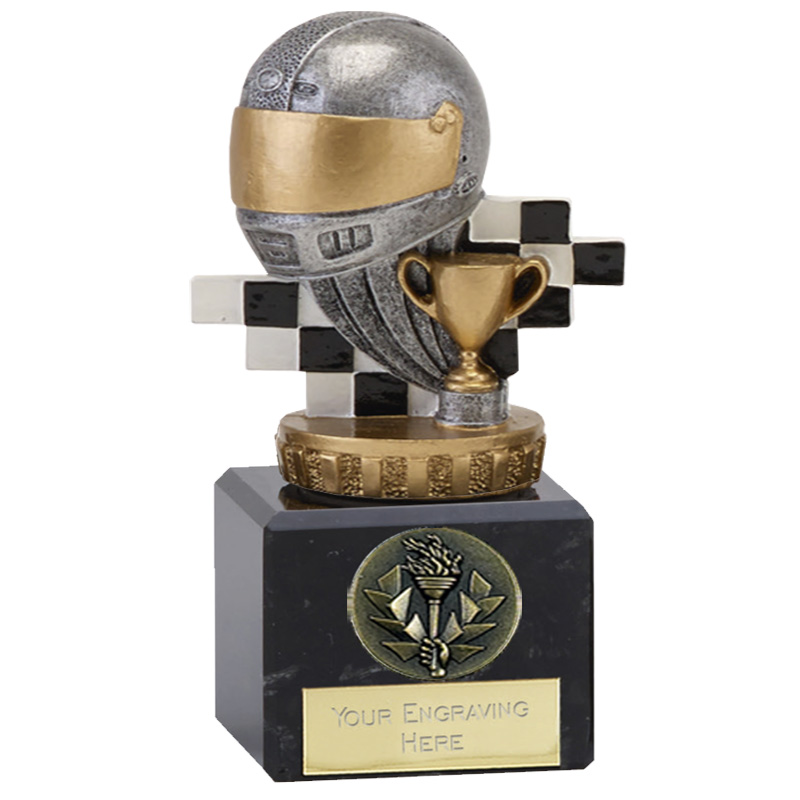 12cm Motorsport Neutral Figure on Motorsports Classic Award