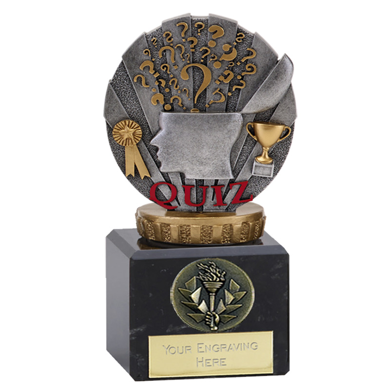 12cm Quiz Figure on School Classic Award