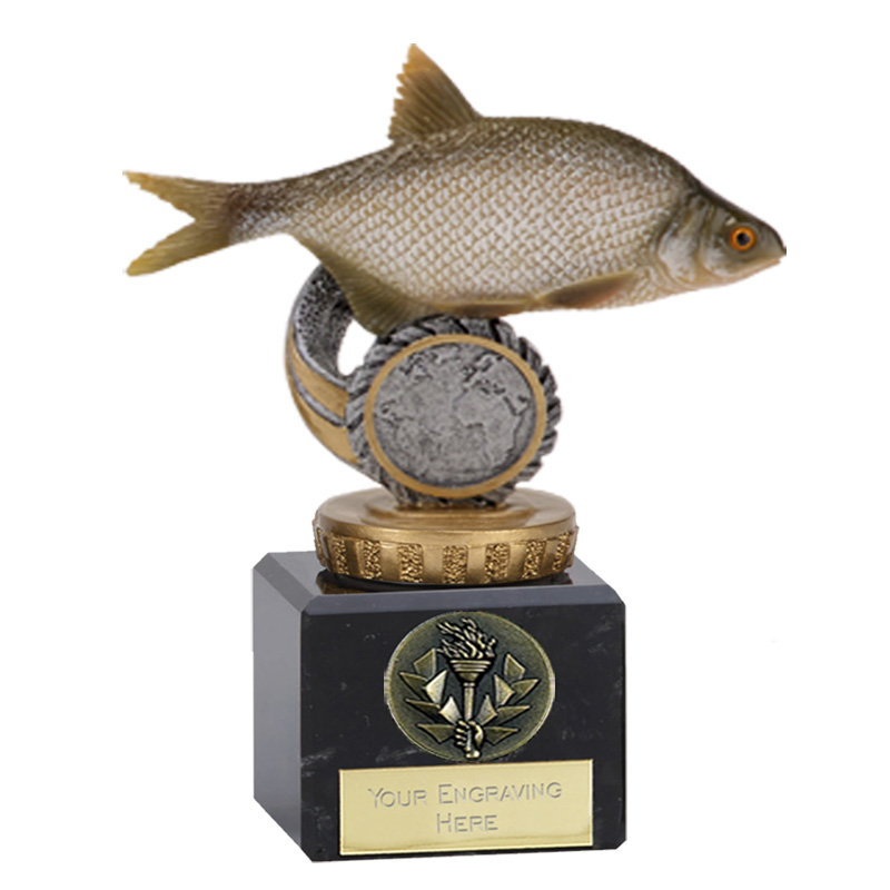 12cm Fish Bream Figure on Fishing Classic Award