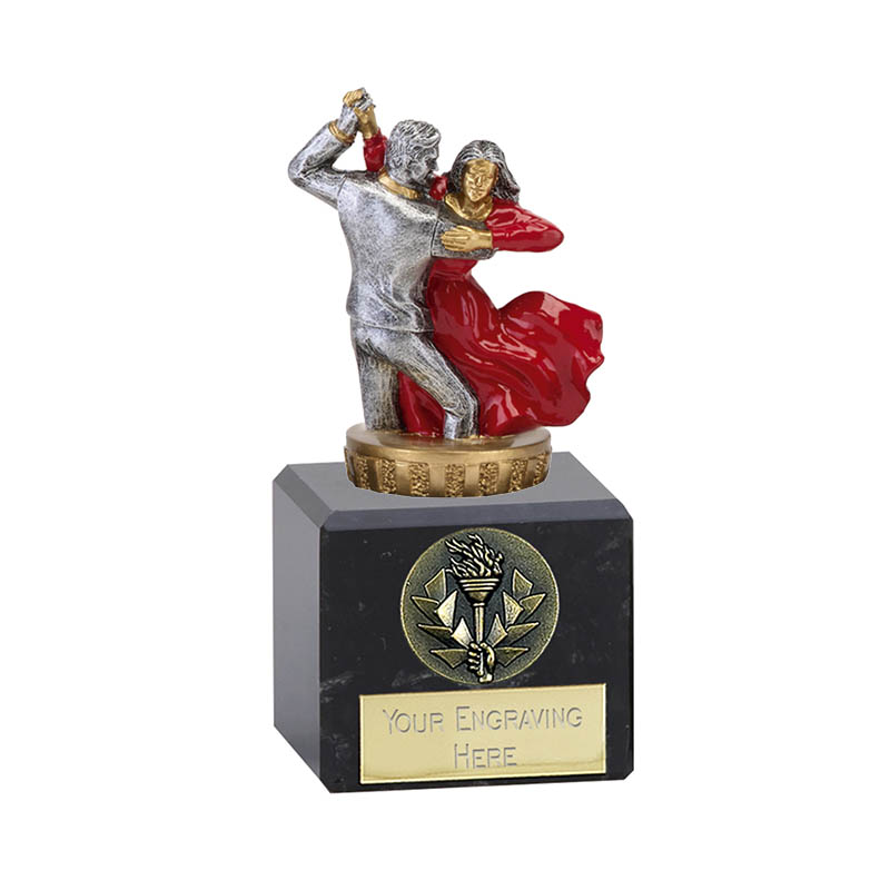 12cm Ballroom Dancing Figure on Dance Classic Award