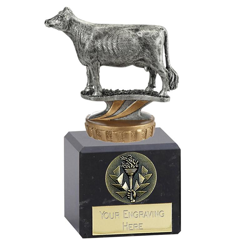 12cm 3D Cow Figure on Pets Classic Award