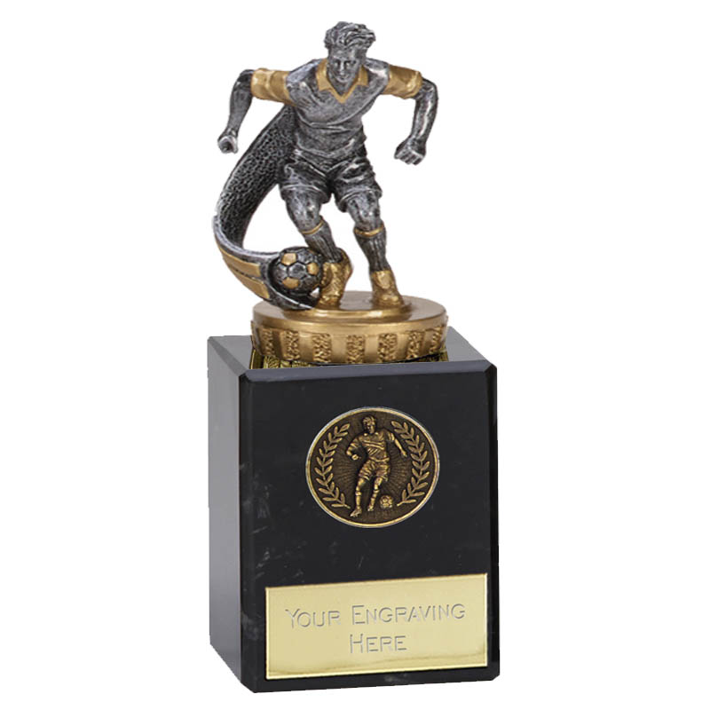 6 Inch Football Figure On Classic Award