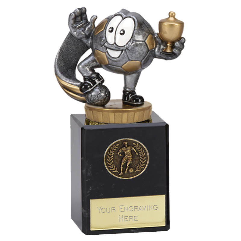 6 Inch Football Character Figure on Football Classic Award