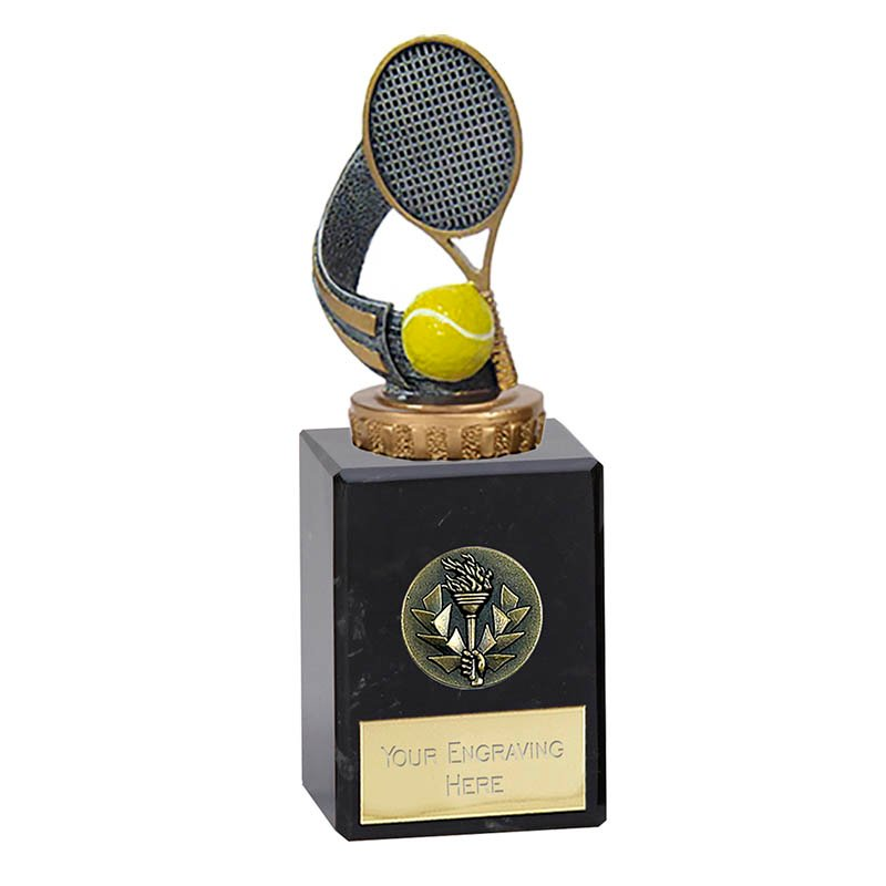 6 Inch Tennis Figure on Tennis Classic Award