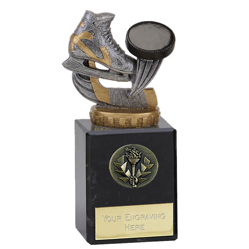 6 Inch Ice Hockey Figure on Hockey Classic Award