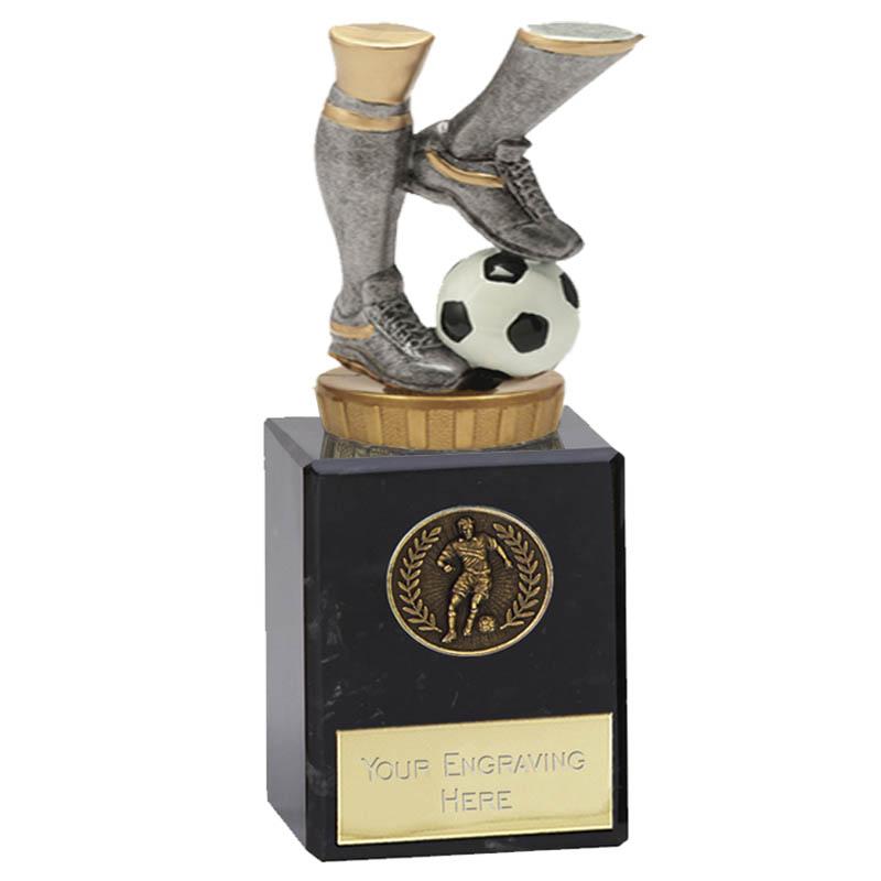 6 Inch Football Legs Figure On Classic Award