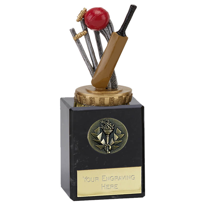 6 Inch Cricket Figure On Cricket Classic Award