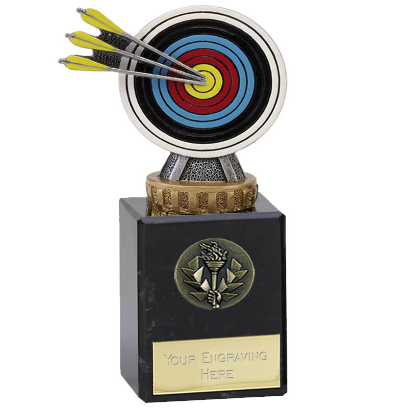 6 Inch Archery Figure on Archery Classic Award