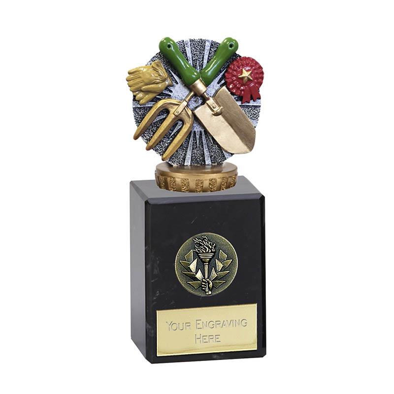 6 Inch Gardening Figure on Gardening Classic Award