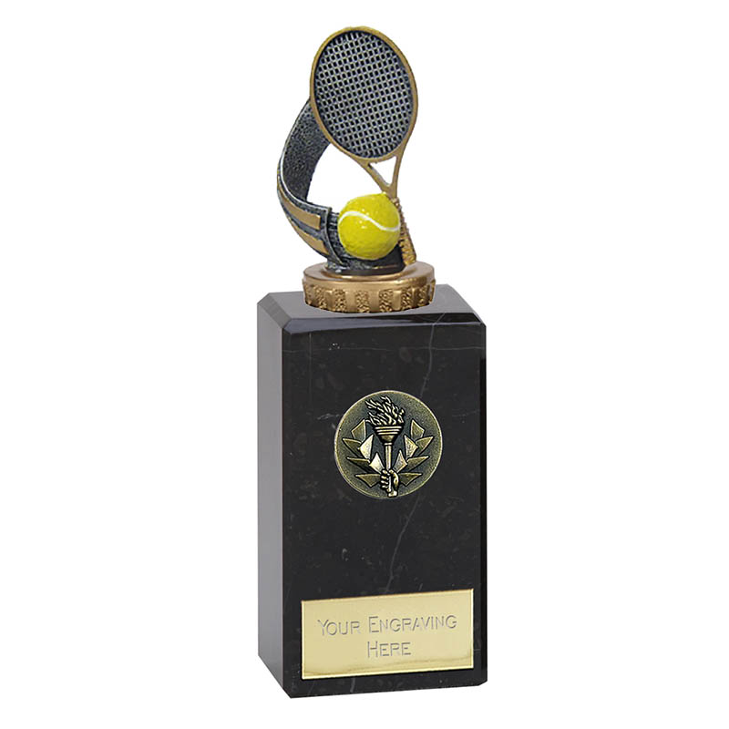 18cm Tennis Figure on Tennis Classic Award