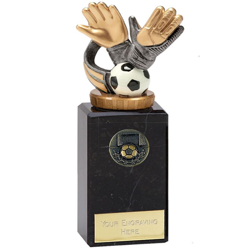 18cm Keeper Glove Figure on Football Classic Award
