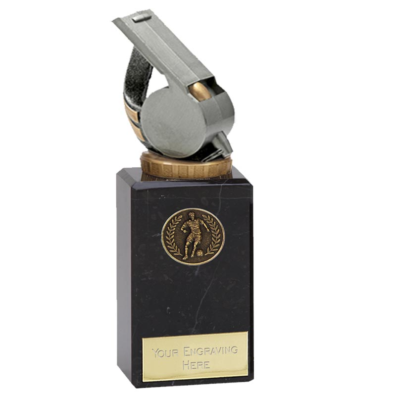 18cm Whistle Figure on Classic Award