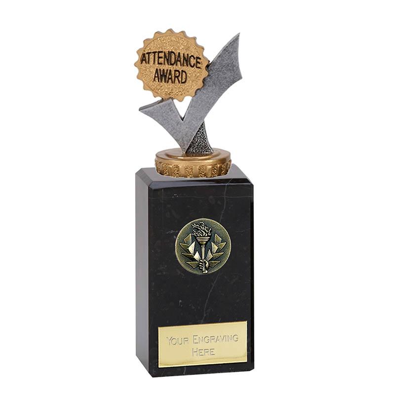 18cm Attendance Figure on School Classic Award