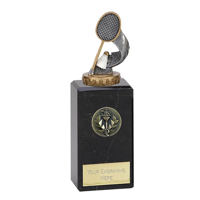 18cm Badminton Figure On Classic Award