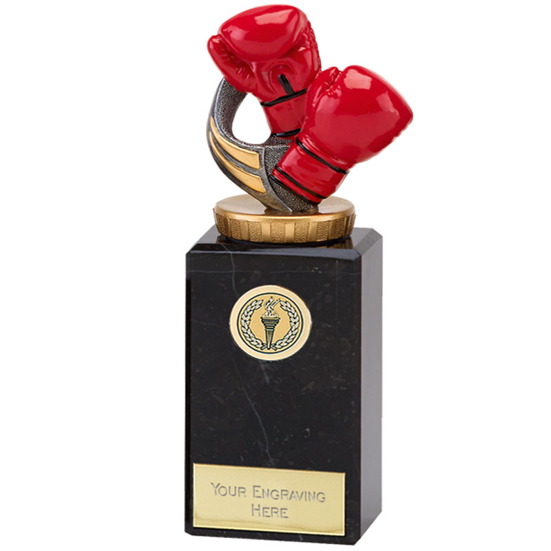 18cm Boxing Figure on Boxing Classic Award