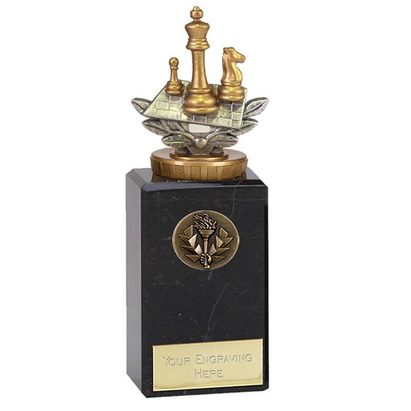 18cm Chess Figure on Chess Classic Award