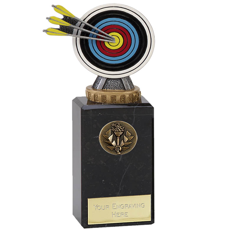 18cm Archery Figure on Archery Classic Award
