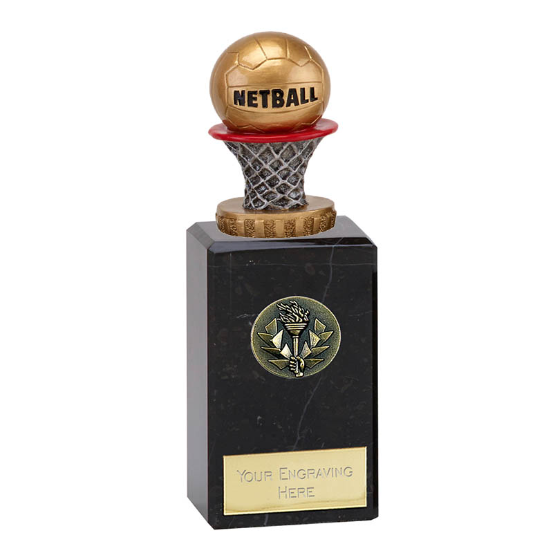 18cm Netball Figure on Netball Classic Award