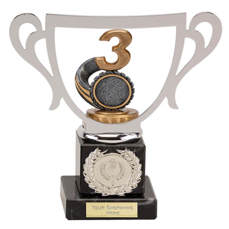 19cm 3rd Place Figure On Galaxy Award