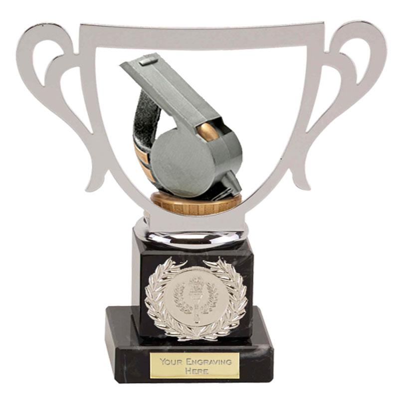 19cm Whistle Figure On Galaxy Award