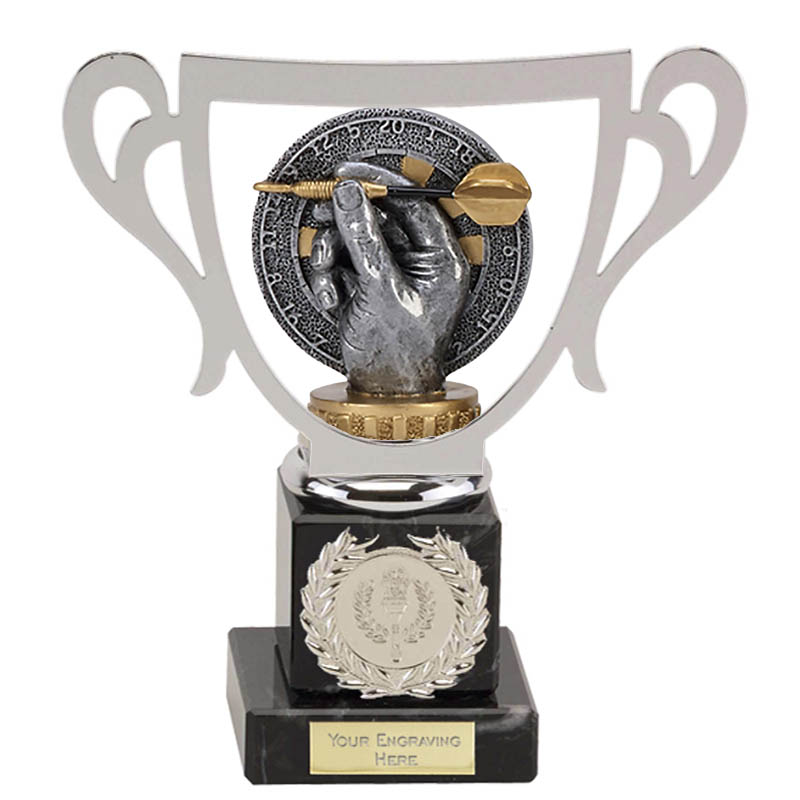 19cm Darts Figure On Galaxy Award
