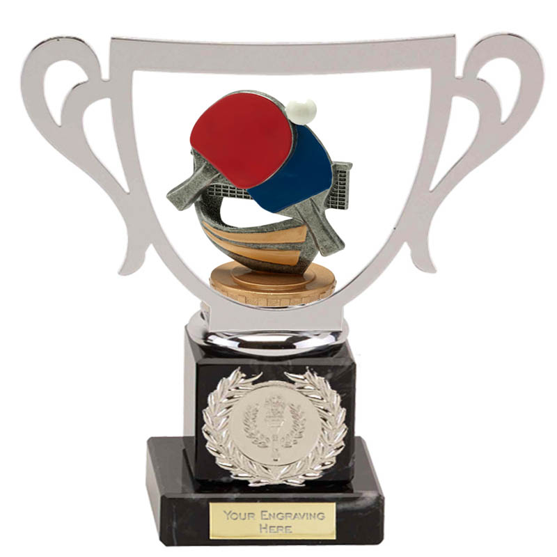 19cm Table Tennis Figure on Table Tennis Galaxy Award