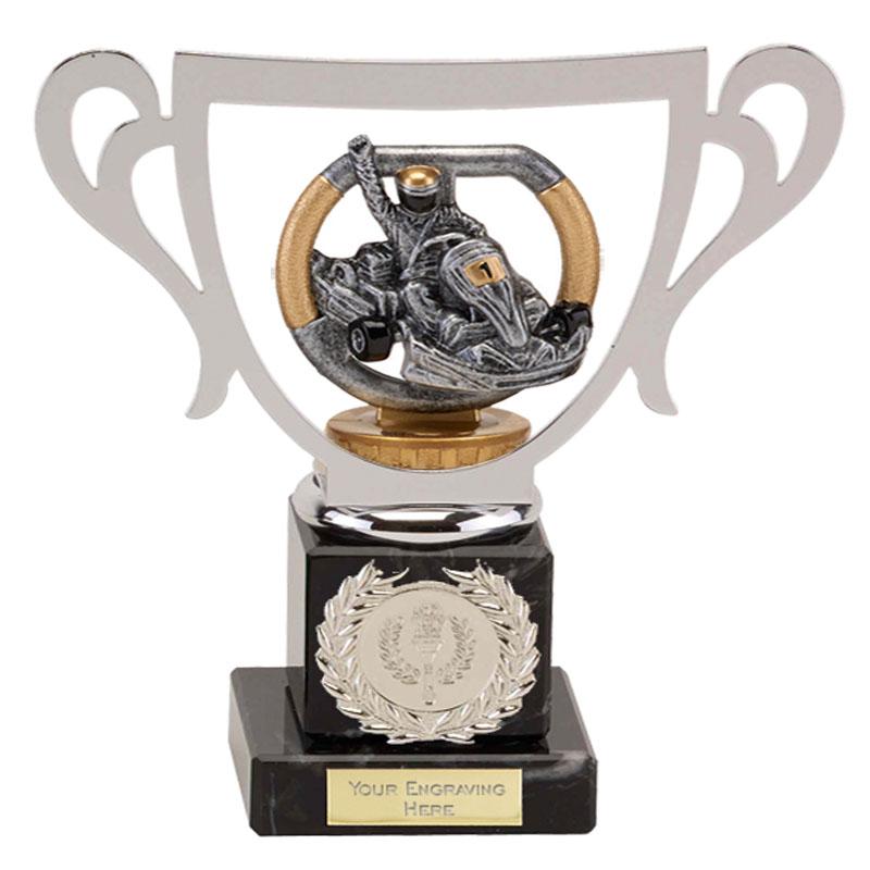 19cm Go-Kart Figure on Motorsports Galaxy Award