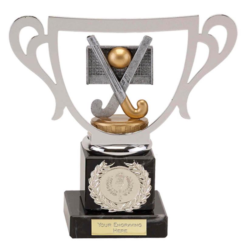 19cm Field Hockey Figure On Galaxy Award