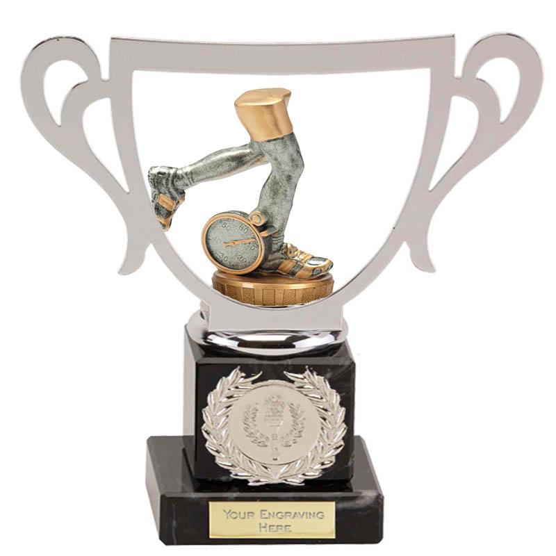 19cm Running Neutral Figure on Running Galaxy Award