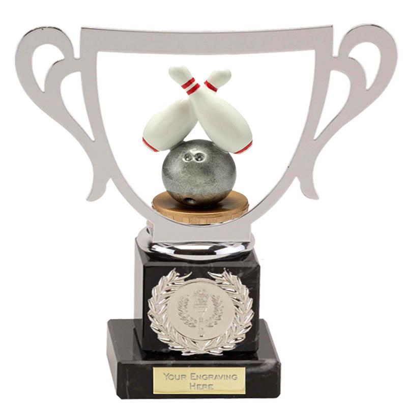 19cm Ten Pin Bowling Figure on Galaxy Award