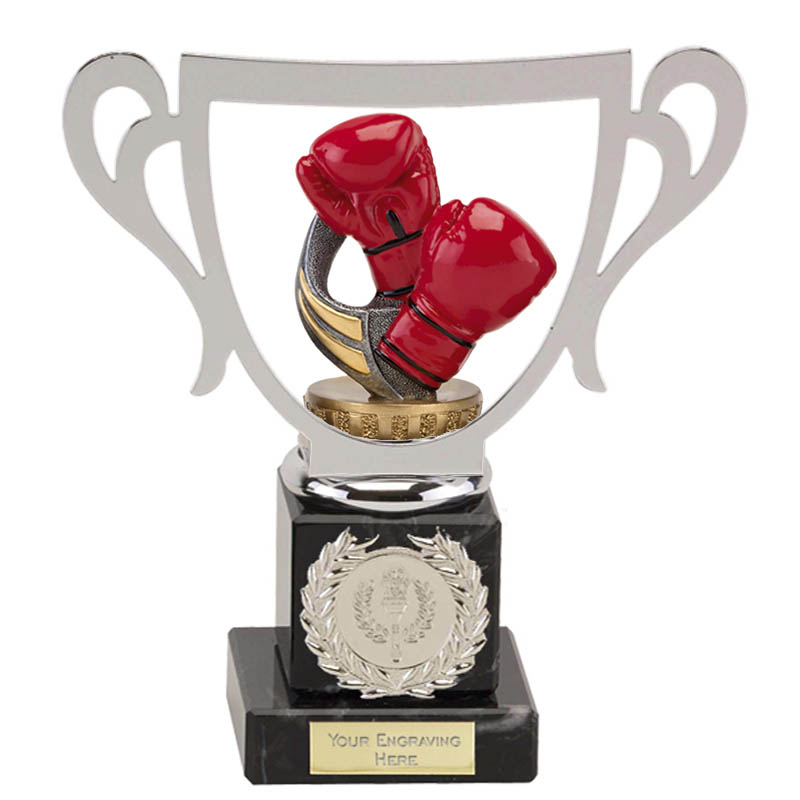 19cm Boxing Figure on Boxing Galaxy Award