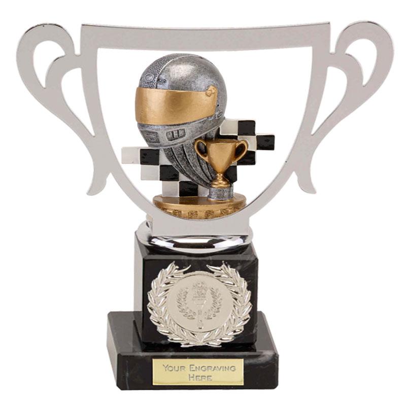 19cm Motorsport Neutral Figure on Motorsports Galaxy Award